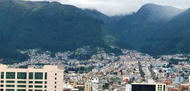 An image of Quito