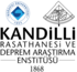 Kandilli Observatory and Earthquake Research Institute (KOERI)